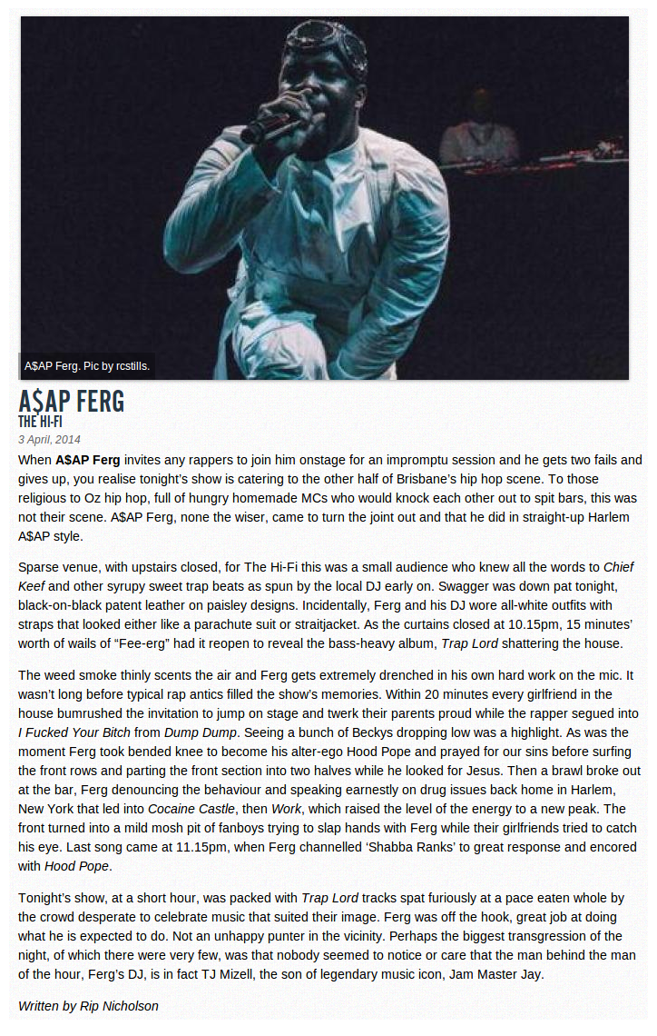4-14 ASAP Ferg-Live