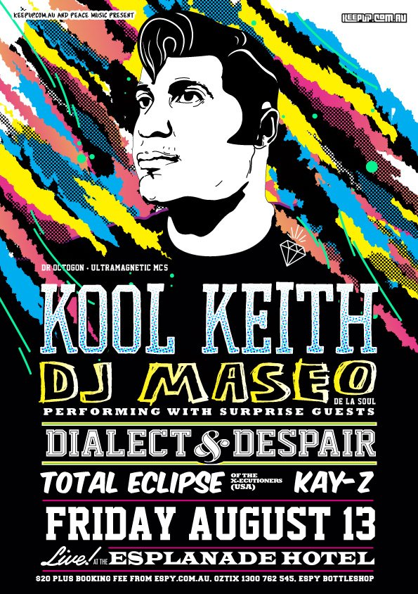 kool keith complete discography